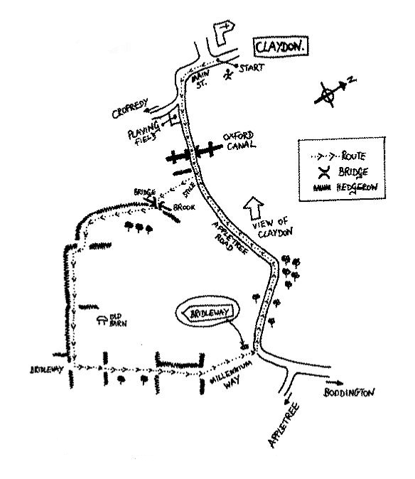 Walk-3-The-Acorn-Ramble-Map