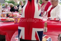 2012 Claydon Jubilee Celebrations